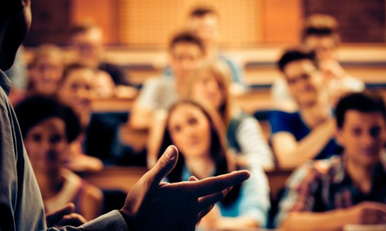 imagem sala de aula